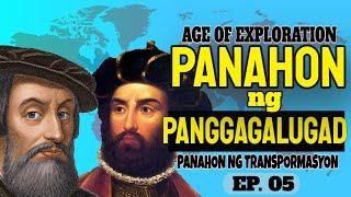 Grade 8 AP | Panahon ng Panggagalugad | Ser Ian's Class