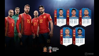 NEW WORLD CUP RATINGS! - Video Youtube