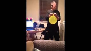 Oliver Reynolds Balloon Rehearsal BGT