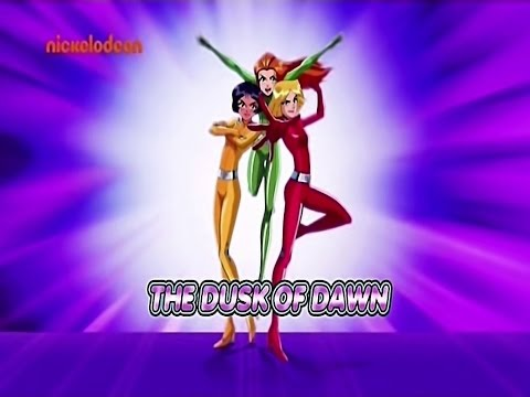 Totally Spies! Season 6 - Episode 10 (The Dusk of Dawn)