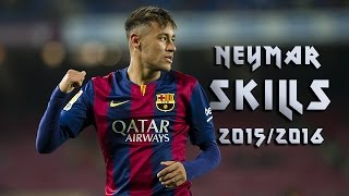 Neymar Jr ● Hold Up ●  Skills 2015/2016 HD