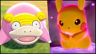 What Happens To Galarian Slowpoke in UNPATCHED Pokemon Sword and Shield Games?