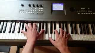 All of Me - John Legend Cover piano with Chords (by Julien Hatton)