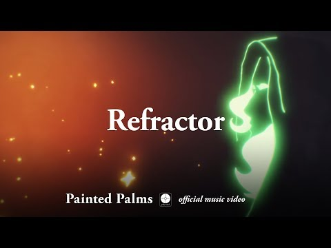 """Painted Pals - """"Refractor"""""""