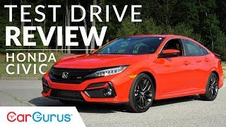 2020 Honda Civic Si Review | The Everymans Sport Sedan