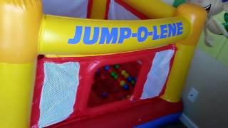 Intex Jumpolene Playhouse Review