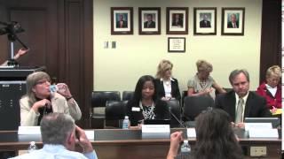 05-20-2015 Little Rock Hearing, Panel 1