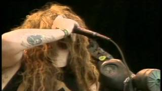 Sepultura.... Intro + ORGASMATRON// LIVE AT CASTLE DONINGTON 94