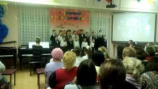 Посвящение в юные музыканты. Концерт в детской музыкальной школе.