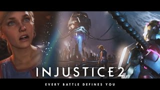 "Injustice 2 Official Trailer Feat. Steve Aoki remix of ""Jungle"" by X Ambassadors, Jamie N Commons"