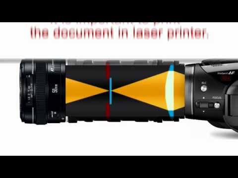 Build A Depth-Of-Field Adaptor For Your Video Camera