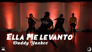 Ella Me Levanto - Daddy Yankee || Coreografia de Jeremy Ramos