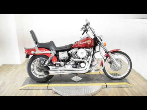 1995 Harley-Davidson FXDWG in Wauconda, Illinois - Video 1