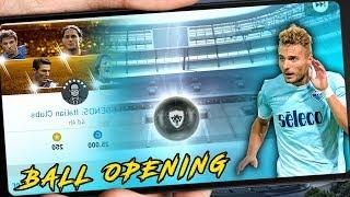BALL OPENING com bola preta na Box de Lenda  Pes 2019 Mobile // CarvalhoPlay