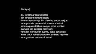 Malique   Pejamkan Mata (feat. Dayang Nurfaizah) [Official Lyric Video]