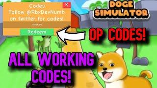 doge simulator codes wiki - Thủ thuật máy tính - Chia sẽ kinh nghiệm