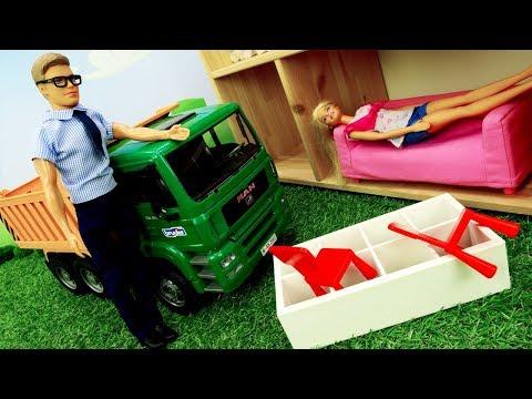 Barbie episodi in italiano - Una nuova casa - Giochi per bambini