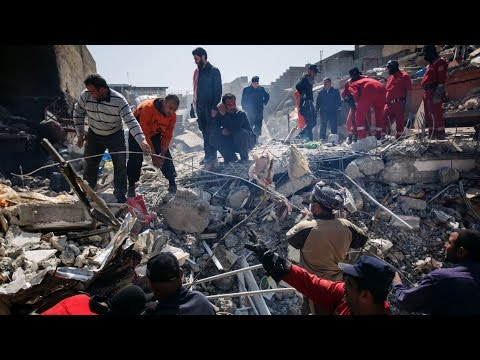 US Kills 200+ Civilians In Mosul Airstrike