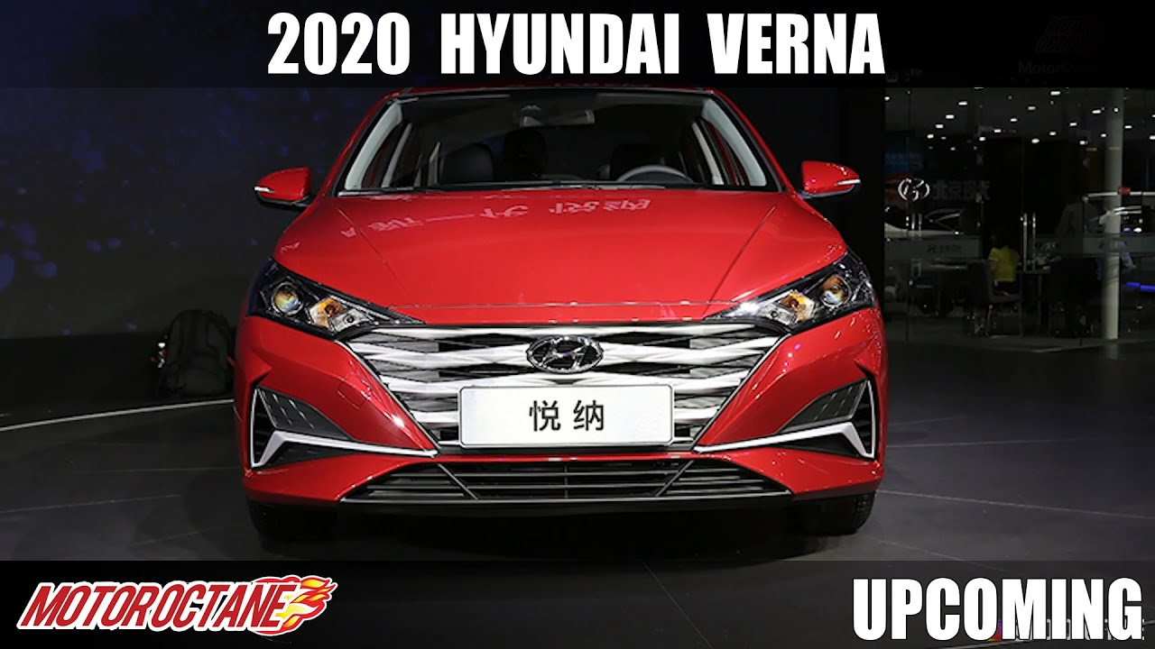 Motoroctane Youtube Video - Hyundai Verna 2020 - WOW! | Hindi | MotorOctane