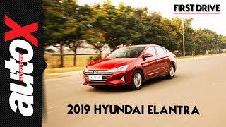 2019 Hyundai Elantra First Drive Video Review - autoX