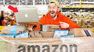 I Bought An Amazon Return Pallet and found this.. (MACBOOK AIR)