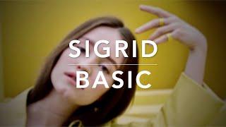 Sigrid   Basic (Lyrics) (Set Speed 0,75x)