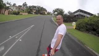 Evolve Skateboards - Hill Testing the Bamboo Street