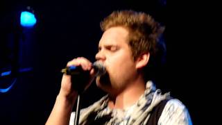 Theo Tams - Manhattan Blue (partial clip) - Empire Theatre, Belleville - October 20, 2009