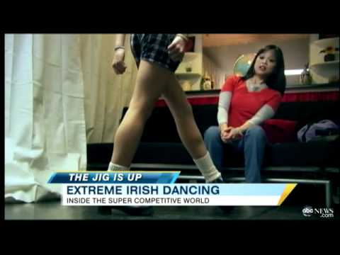 Irish Dancing Takes Over 'GMA'   Video   ABC News2
