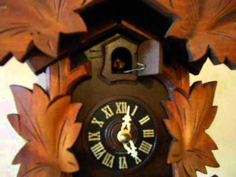 3 orologi a cucù