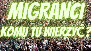 Białoruskie media w sprawie migrantów z Iraku i Afganistanu.