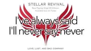 Stellar Revival - Edge Of A Dream - Official Lyric Video