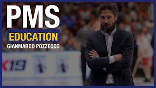 PMS Education – Lezione 10: Gianmarco Pozzecco