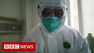 Coronavirus: British couple on cruise ship &39test positive&39 - BBC News