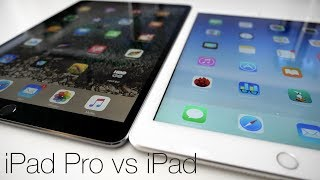 iPad Pro vs iPad - Which One Should You Choose? - dooclip.me