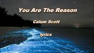 You Are Thr Reason   Callum Scott | Lyrics