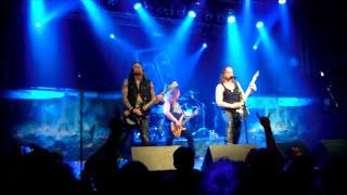 TÝR - MARE OF MY NIGHT (LIVE AT PORTO ALEGRE 30/05/14)