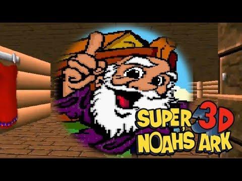 super noahs ark 3d