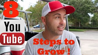 The TRUTH about How to GROW on YouTube- EVERYTHING YOU NEED TO KNOW!  2018