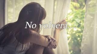 Ventino   No Volvera (letra) Nuevo 2018