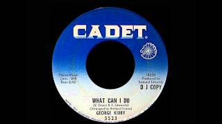 George Kirby - What Can I Do