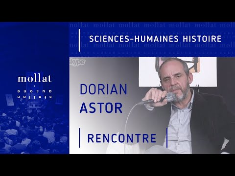 Dorian Astor - La passion de l'incertitude