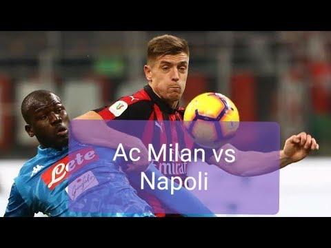 AC Milan vs Napoli 2-0 All Goals & Highlights 29/1/19 HD