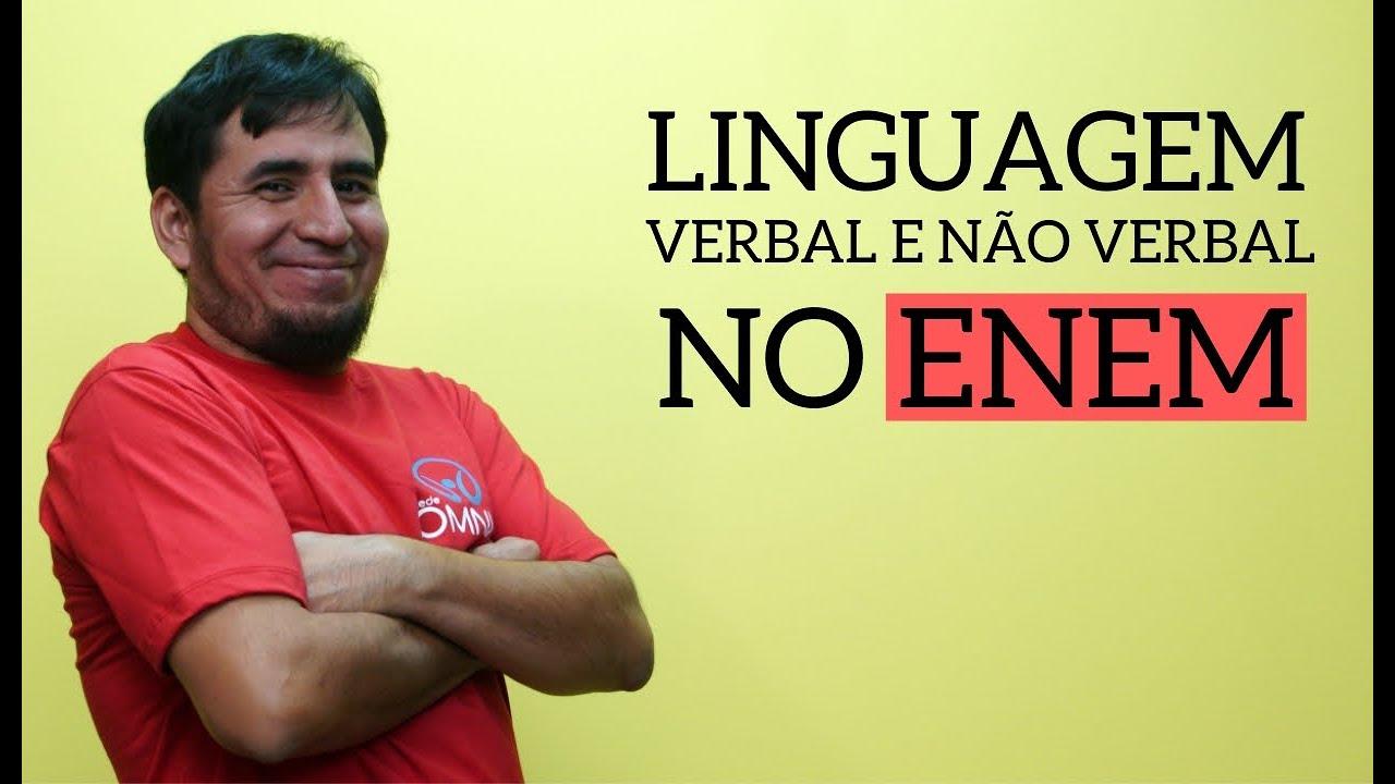 Espanhol no Enem: Linguagem Verbal e Não Verbal
