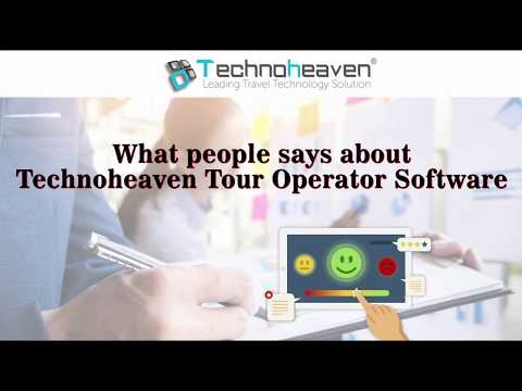 Tour Operator Software | Trending Technology Solution for