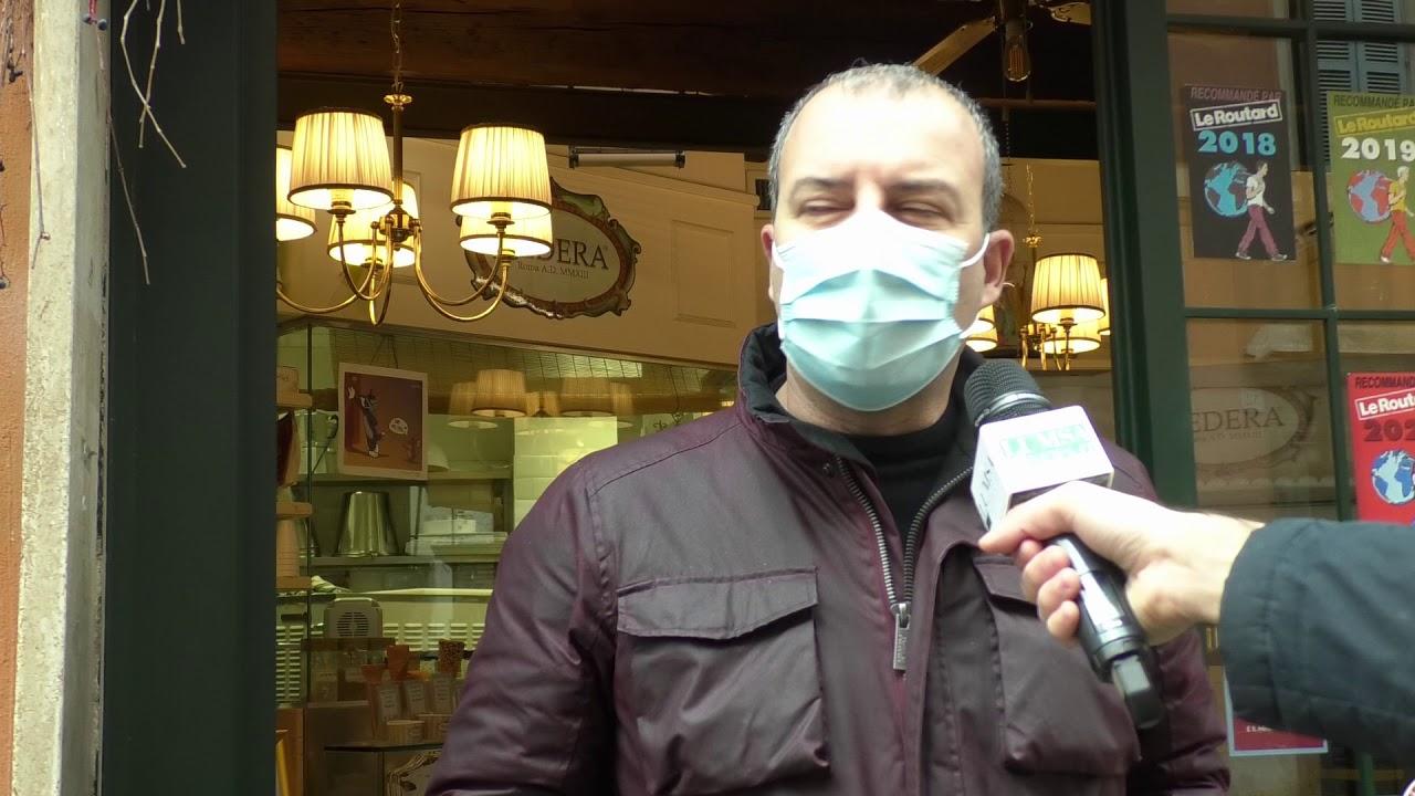 Coronavirus, viaggio tra i negozi chiusi di Roma