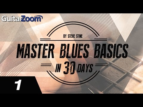 A Quick Way To Create Bluesy Chord Progressions With 7th Chords | Guitar Zoom