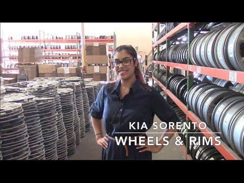 Factory Original Kia Sorento Wheels & Kia Sorento Rims – OriginalWheels.com