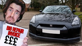 The MASSIVE DOWNSIDE To Owning My Dream Car