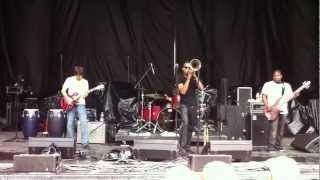 "Mountain Jam 2012 Trombone Shorty ""Buckjump"""